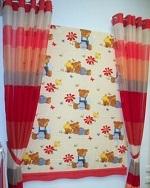 Римские шторы Мишутка