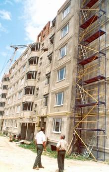 Строительство домов, обустройство городов