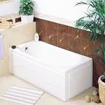 ремонт акриловой ванны фото