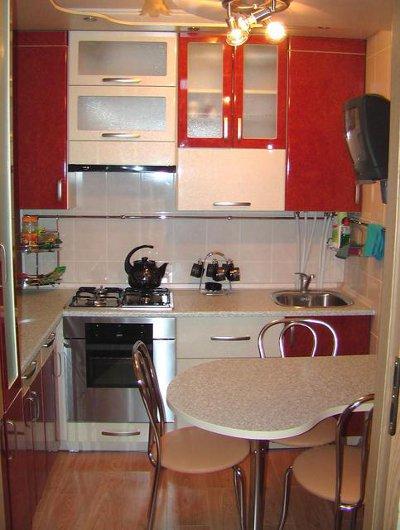 Стол для маленькой кухни своими руками