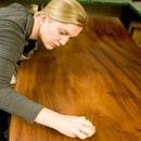 Как покрасить полированную мебель