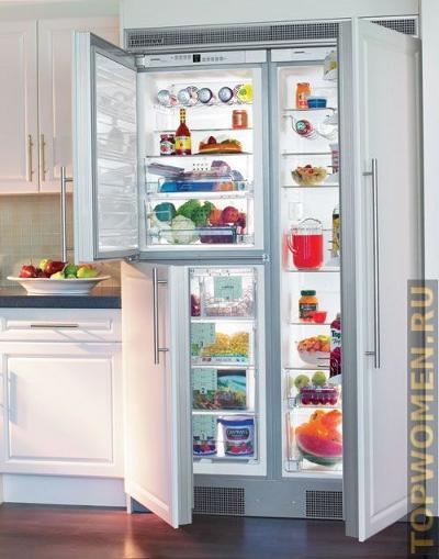 Как обставить кухню - Выбираем холодильник