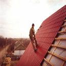 Чем покрасить крышу