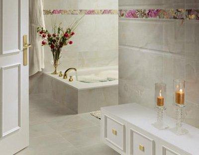 Какая плитка для ванной лучше