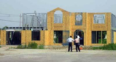 Как построить каркасный дом самому
